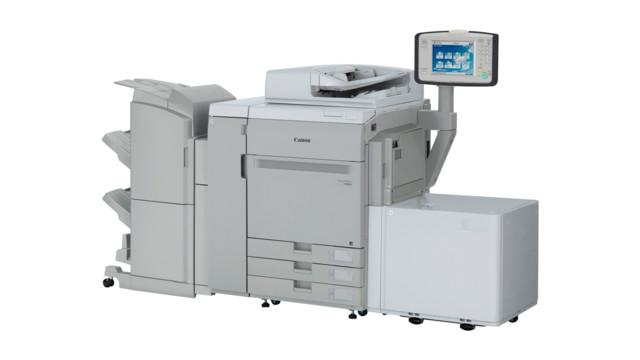 Máy in mới của Canon