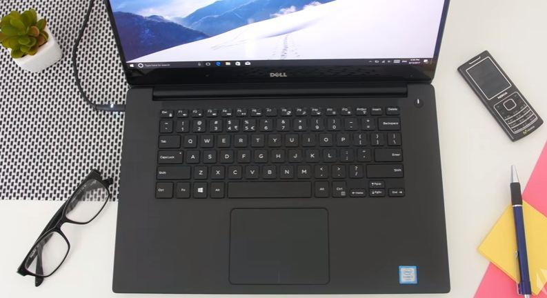 Bàn phím laptop Dell XPS 15 9550