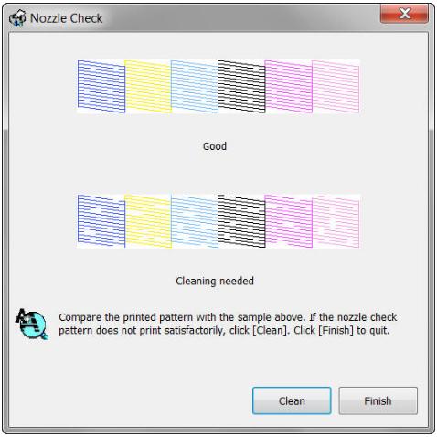 Hướng dẫn test bảng màu máy in và cách xử lý nhanh chóng
