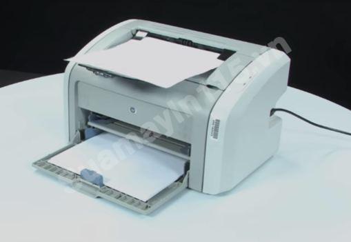 Sửa lỗi máy in Lasser Jet 1020 bị kẹt giấy