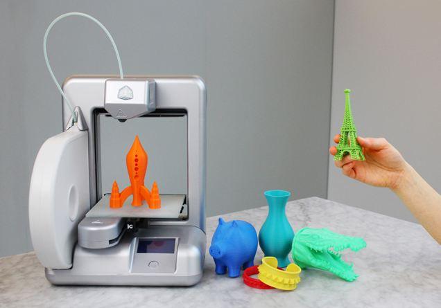 Tất tần tật về công nghệ in 3D của máy in 3D