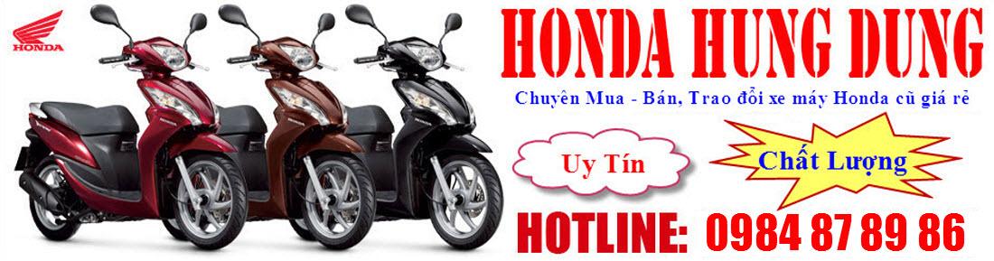 Honda Hùng Dũng Chuyên Mua Bán Xe Máy Cũ Biên Hòa