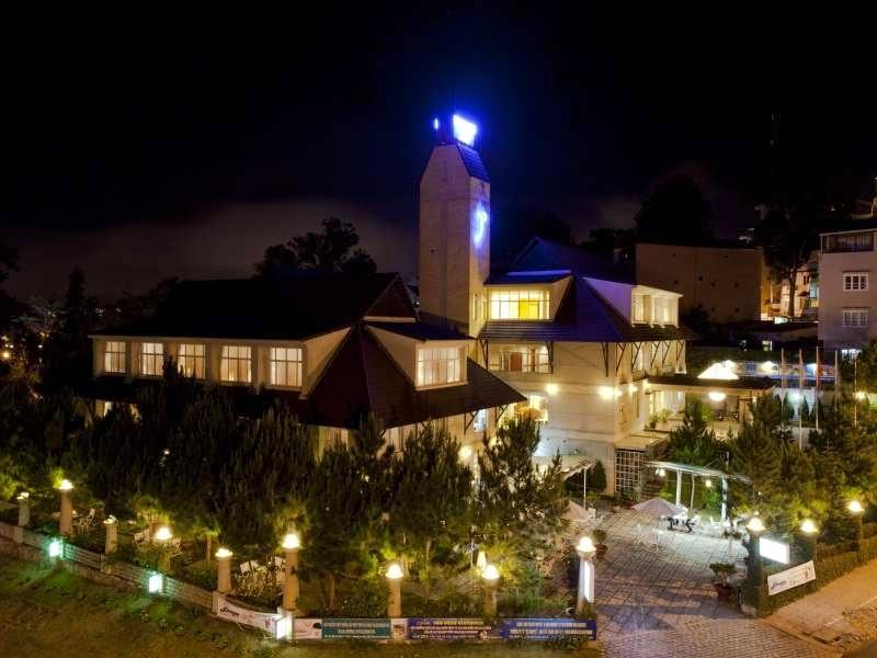 Khách sạn sang trọng Đà Lạt