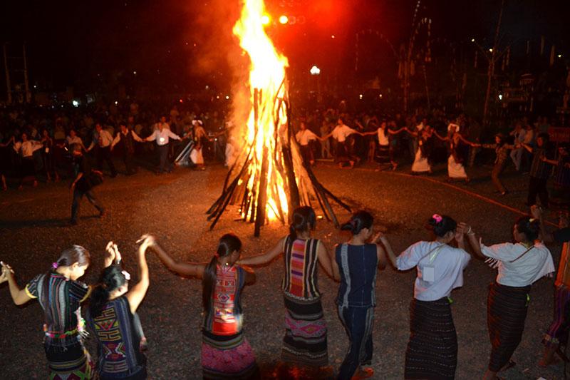 tour cong chieng Dalat