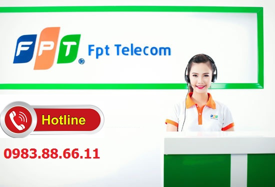 Hotline Lắp Mạng FPT