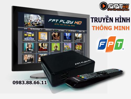 Bán đầu thu FPT PLAY HD Lap-truyen-hinh-thong-minh-fpt