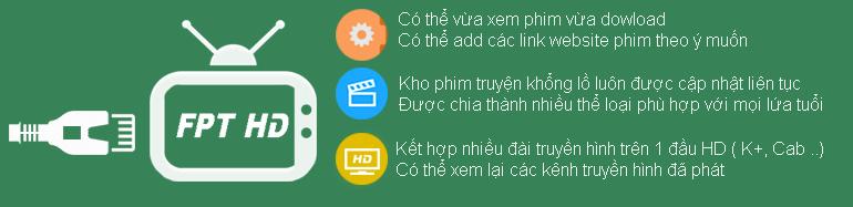 Internet FPT Khuyến Mãi Gói Cước Cáp Quang Tốc Độ 16Mbps