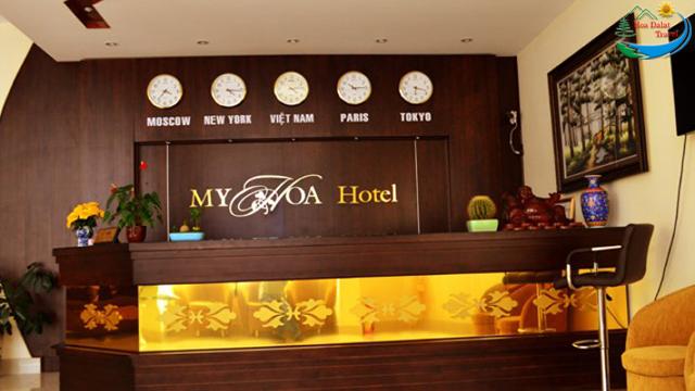 Khách Sạn Mỹ Hoa