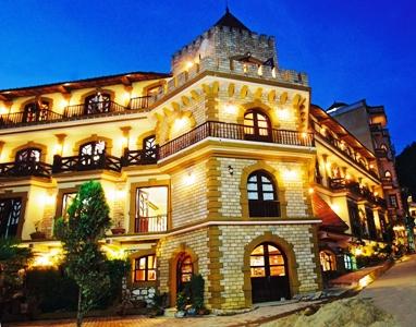 dịch vụ khách sạn sang trọng tại Sapa