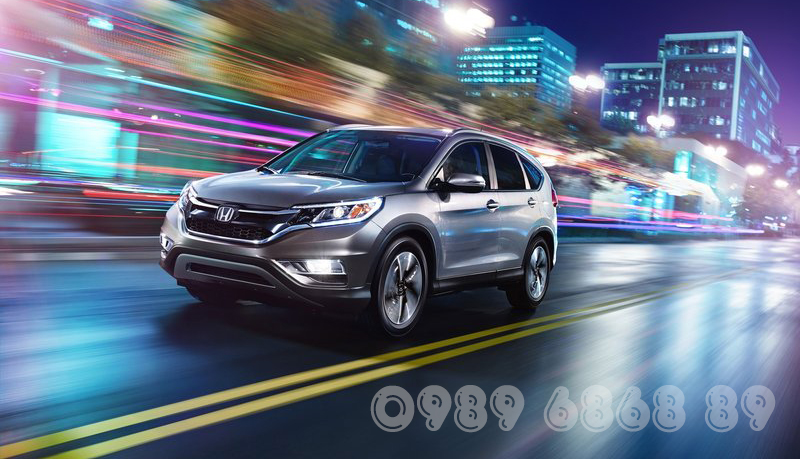 Lai thu Honda CRV 2015 Civic City 2015 tai Viet Nam
