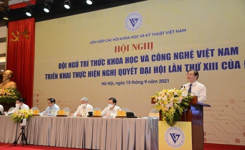 Thủ tướng tin tưởng đội ngũ trí thức KH&CN tiếp tục đóng góp nhiều hơn cho đất nước