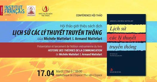 Hội thảo giới thiệu sách  LỊCH SỬ CÁC LÝ THUYẾT TRUYỀN THÔNG