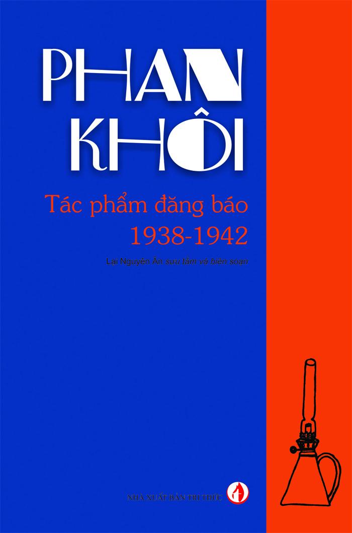 Phan Khôi – Tác phẩm đăng báo 1938 - 1942