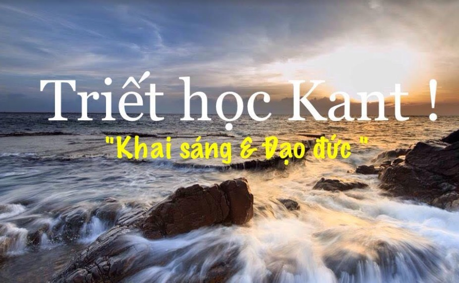 """SEMINAR: Triết học Kant ! """"Khai sáng & Đạo đức"""""""