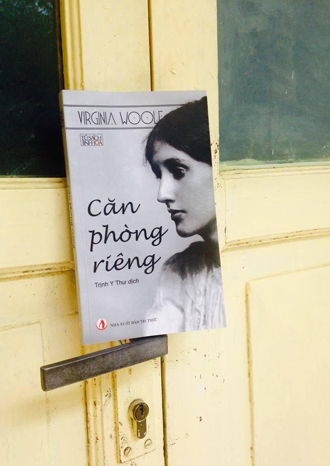 """Nhà văn Virginia Woolf và """"Căn phòng riêng"""""""