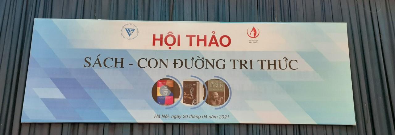 """""""NHÀ XUẤT BẢN TRI THỨC - 16 NĂM - MỘT CHẶNG ĐƯỜNG"""""""