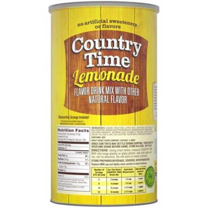 Country Time 2330g
