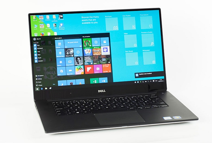 Dell Precision 5520 Mobil Workstation ( Intel Core i7 7820HQ)