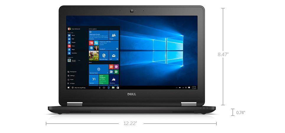 Dell Latitude 12 - E7280