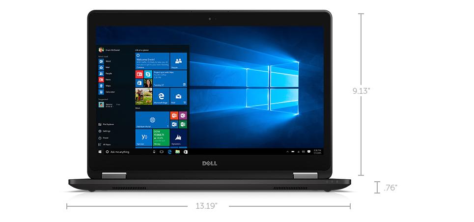 Dell Latitude E7470 (i5 6200u)