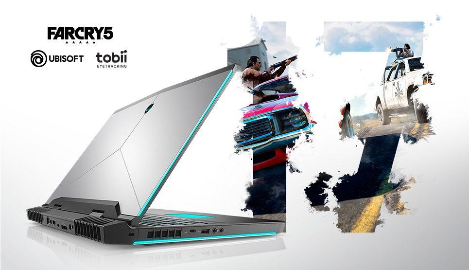 Alienware 17 R5 ( Core i9 8950HK)