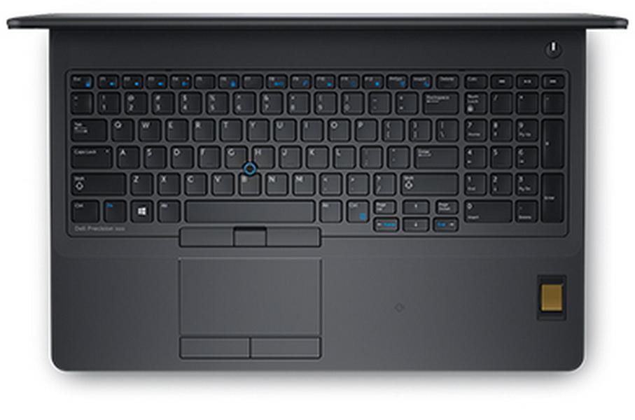 Dell Precisiom M3510