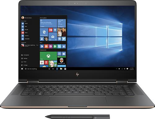 HP Spectre X360 15-bl010ca