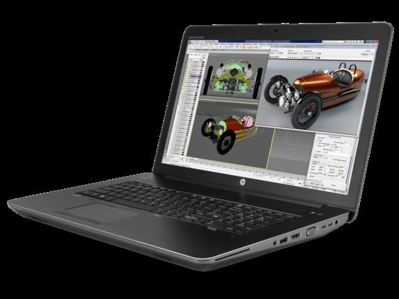 HP Zbook 17 G3
