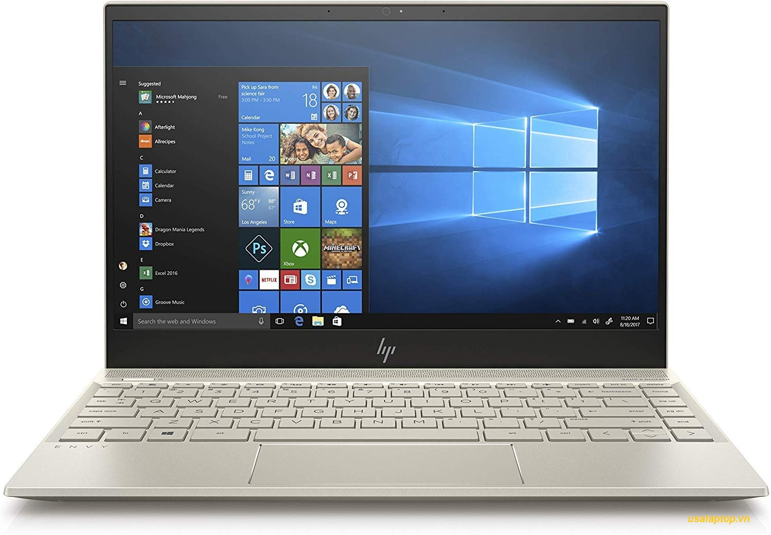 HP Envy 13t-ba000 (intel Core i7 10510U-16Gb-512GB-VGA MX350-13.3 FullHD - Win 10)
