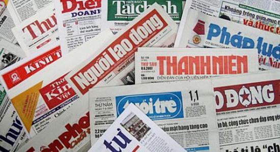 Các báo đưa tin về nhà thuốc