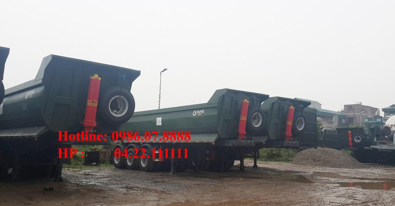 Mooc ben tải trọng cao 30,5 tấn Yunli