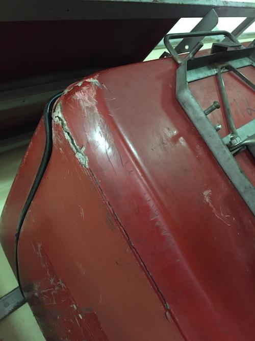 Nhận sửa chữa thùng cũ, hỏng