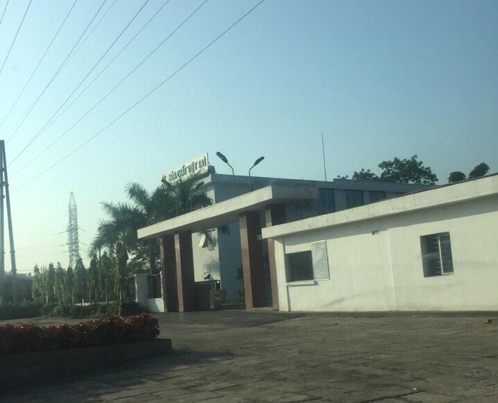 Bọc phủ frp tại nhà máy hoá chất Việt Trì