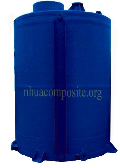 bồn composite chứa hoá chất