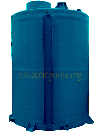 Bể composite chứa hoá chất