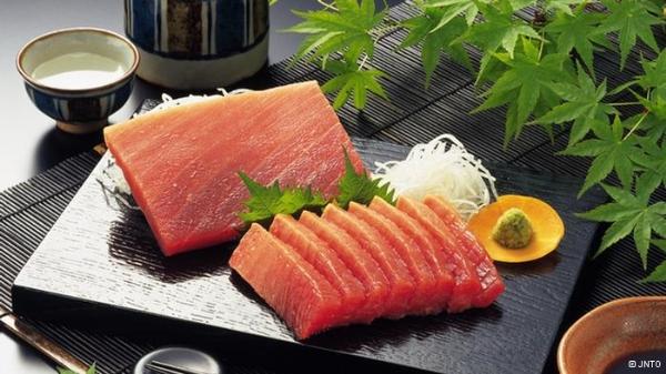 Tản mạn về ẩm thực Nhật Bản