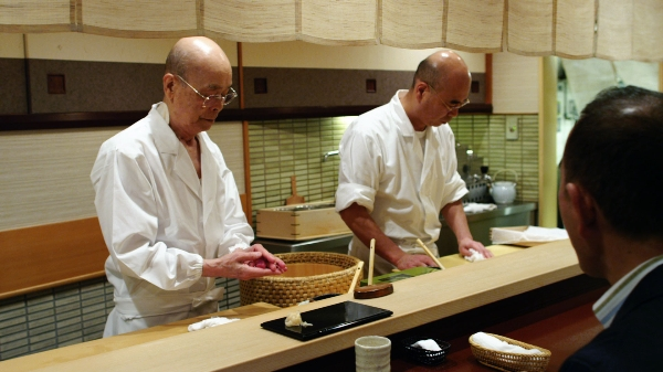 Triết lý khởi nghiệp của 'nghệ sĩ sushi'