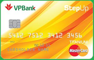 Thẻ Tín Dụng VPBank StepUp