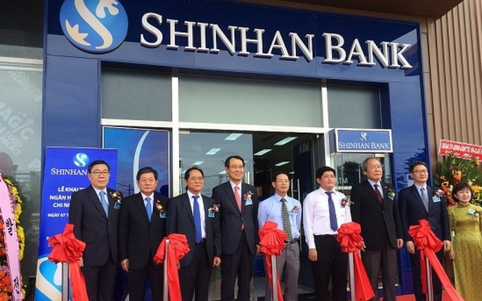 Shinhan Bank mở thêm nhiều chi nhánh tại Việt Nam