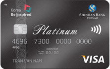 Thẻ Tín Dụng Quốc Tế Visa Hạng Bạch Kim
