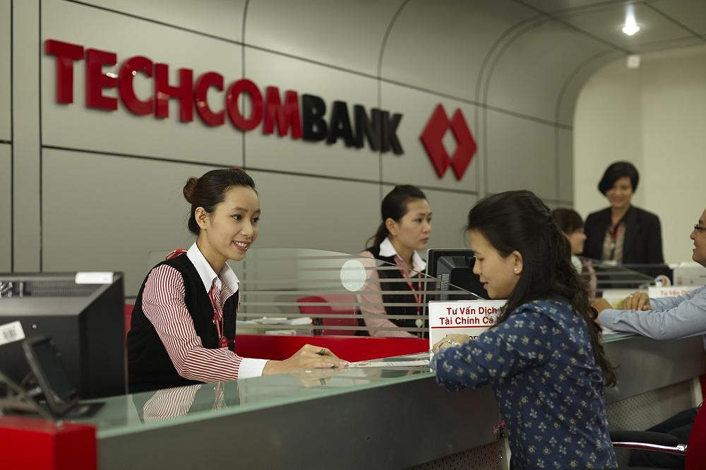 Vay tín chấp ngân hàng techcombank