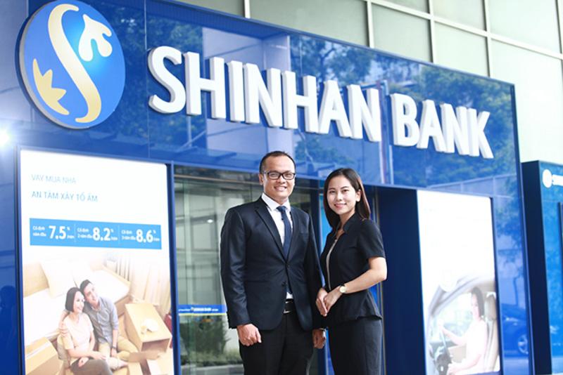 Ngân hàng Shinhanbank Việt Nam