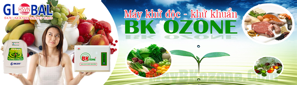 may ozone bách khoa