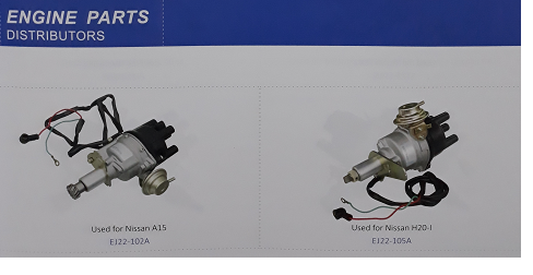 Bộ chia điện xe nâng-phụ tùng xe nâng
