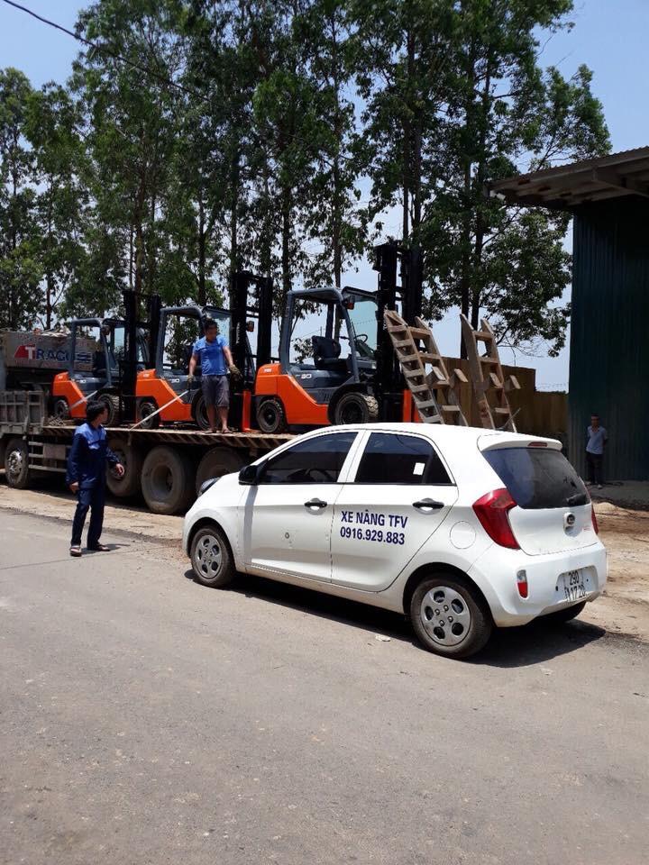 Sửa chữa xe nâng hàng uy tín- nhanh chóng  tại Hà Nội