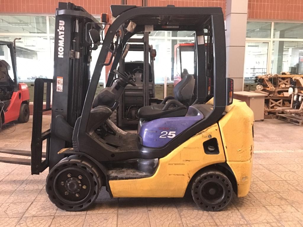 Xe nâng xăng ga cũ Komatsu FG25NT-15, 2006, V3000, SK M205-577442