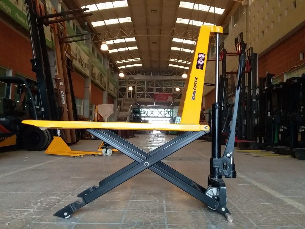 Xe nâng tay cắt  kéo 143TA7850,hiệu totallifter, tải trọng nâng 1000kg, KT 1170x685x1650 hàng  mới 100% (mã 22003068)