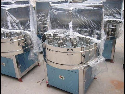 Máy rửa chai thủy tinh
