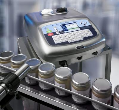 Dòng Máy mới  máy in date tự động giá rẻ