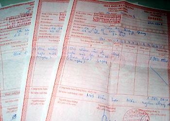 dịch vụ viết hóa đơn đỏ 0845651234